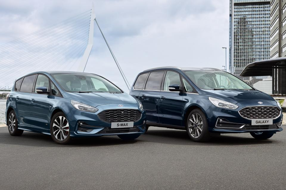 2019 ford s max galaxy facelift 1