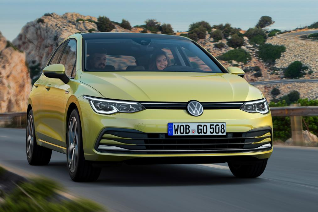 2020 volkswagen golf 8 1