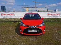 Auto rulate Bucuresti-Toyota-Yaris