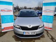 Auto rulate Bucuresti-Skoda-Rapid