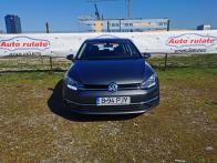 Auto rulate Bucuresti-Vw-Golf